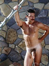 Hot vintage pics of a gay man