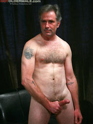 Dick Stahber plys with his dick