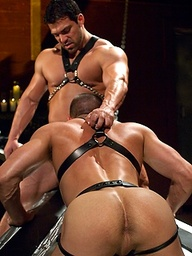 Kyle King and Vince Ferelli fucking