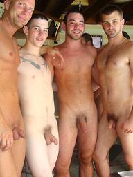Party boys!