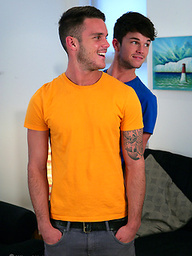 Brothers Jay and Oli Hall Drop in and Show us What They do at Home all the Time!