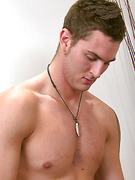 Hunky Hairy Straight Personal Trainer Leo