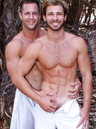 Christian and Jarek: Bareback
